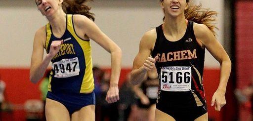 Sachem East's Alexandra DeCicco takes a hard-kicking Jackie