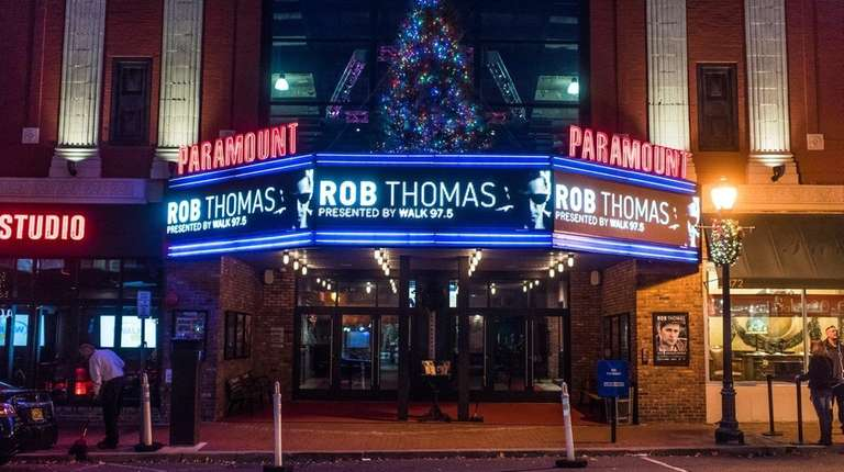 The Paramount will be expanding, with plans to
