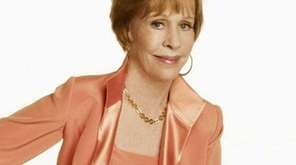 Carol Burnett is playing the Beacon Theatre for
