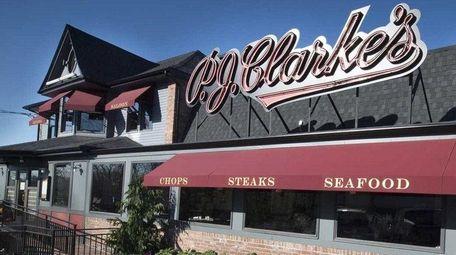 P.J. Clarke's in Woodbury has closed.