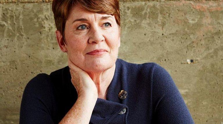 Fiona Barton, author of