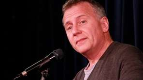 Comedian Paul Reiser hopes the audience will be