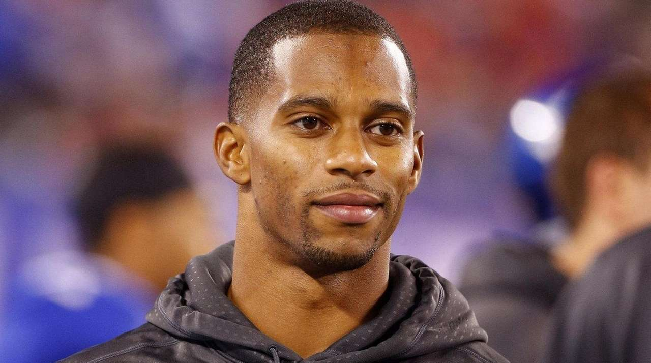 Victor Cruz says he'll do whatever it takes