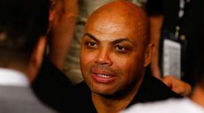 Charles Barkley told reporters on a conference call