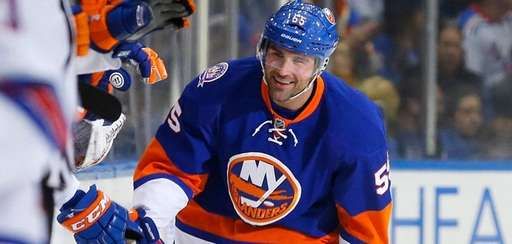Johnny Boychuk of the New York Islanders