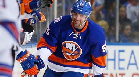 Johnny Boychuk of the New York Islanders