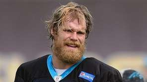 Panthers tight end Greg Olsen won a state