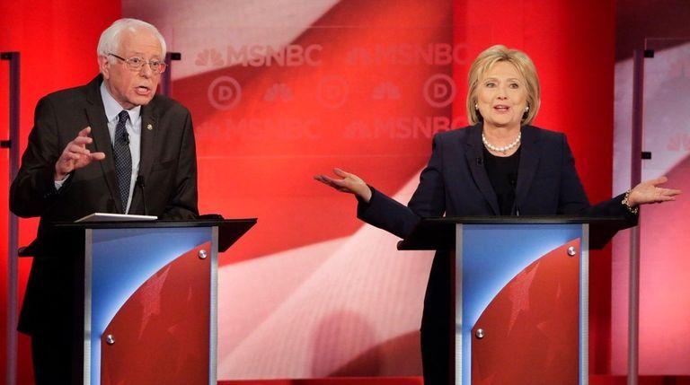 Sen. Bernie Sanders (I-Vt.) and former Secretary of