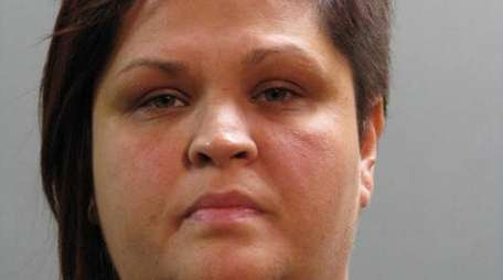 Jenna Micelotta, 35, of Roosevelt, was arrested Feb.