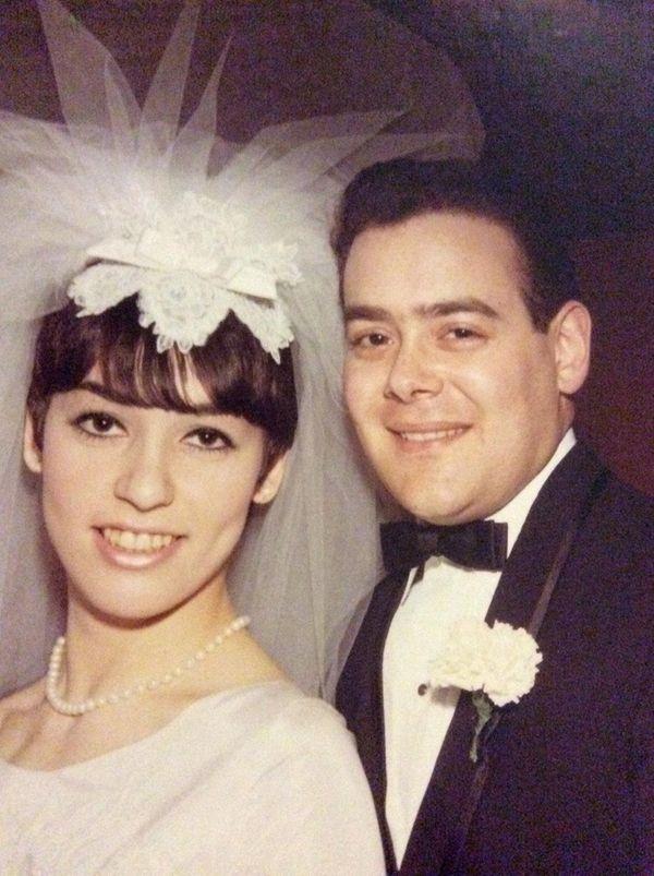 Rochelle and Ron Alexenburg of Woodbury on their