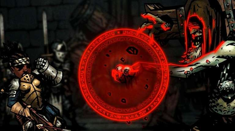 Video game Darkest Dungeon strikes a brilliant balance