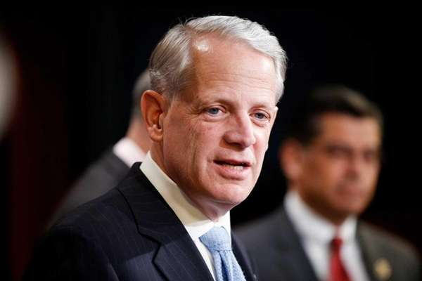 Rep. Steve Israel, seen here on March