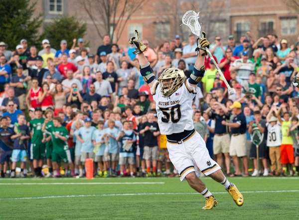 Matt Kavanagh, a candidate for the Tewaaraton Trophy,