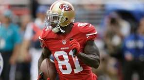San Francisco 49ers wide receiver Anquan Boldin