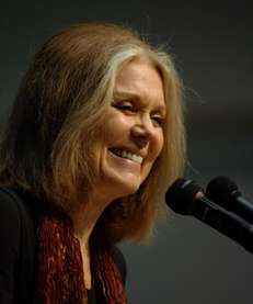 Gloria Steinem apologized on her Facebook page for