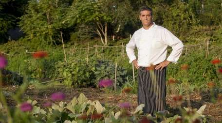 Executive Chef Joe Realmuto of Nick and Toni's