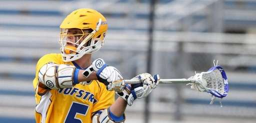 Hofstra men's lacrosse player Sam Llinares.