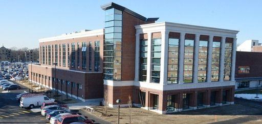 The new Barbara H. Hagan Center for Nursing