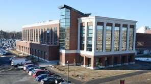 The new Barbara H. Hagan Center for Nursing