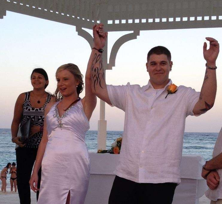 Nick and Taylor's wedding in Punta Cana on