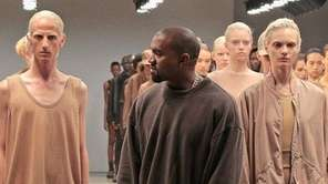At his so-called Season 3, Kanye West will