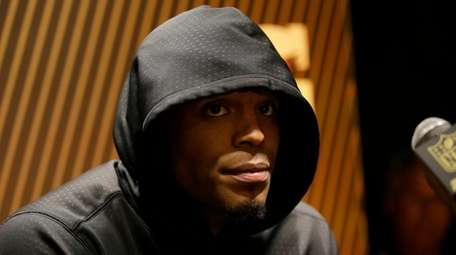 Panthers quarterback Cam Newton was criticized for leaving