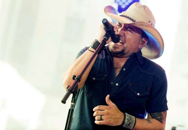 Jason Aldean will play Nikon at Jones Beach