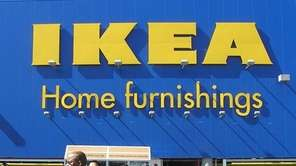 Ikea in Hicksville is in the process of