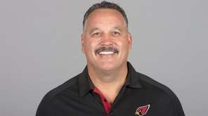 David Diaz-Infante of the Arizona Cardinals.poses for a