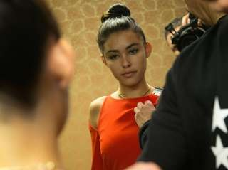 Teen singer Madison Beer of Jericho gets fitted