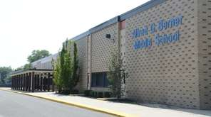 The Massapequa School District's Alfred G. Berner Middle