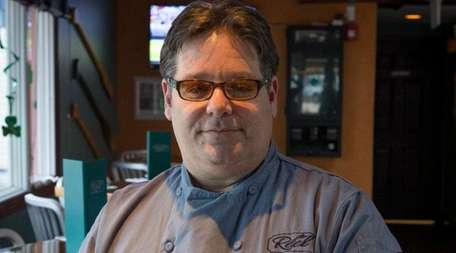 Adam Goldgell, who was on Food Network's