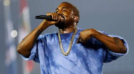 Kanye West is one of the biggest-selling recording