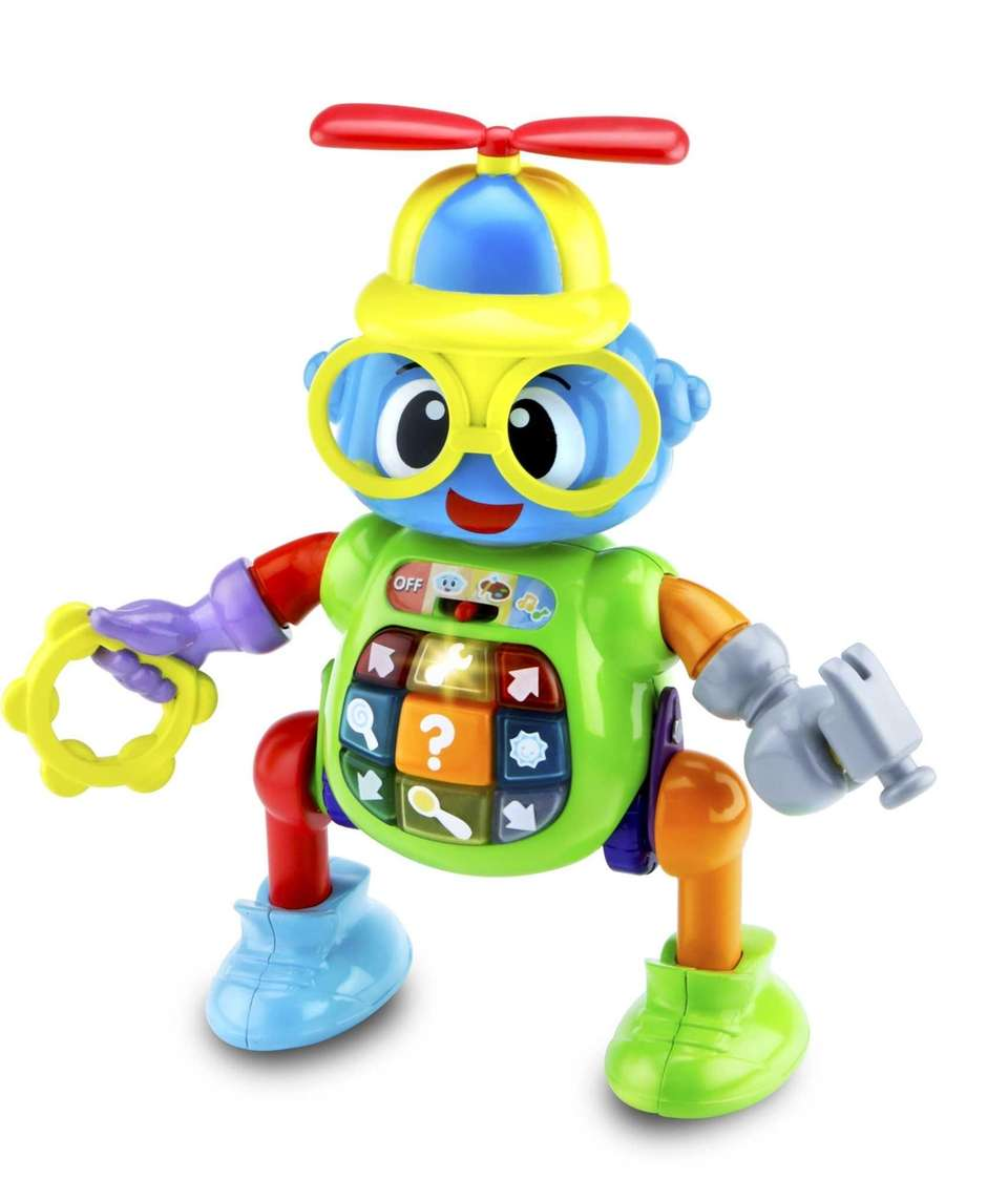 Mix & Move Bizzy from VTech lets kids