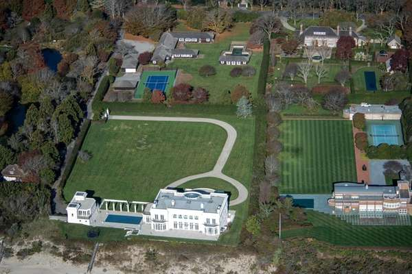 This East Hampton property closed Feb. 9, 2016,