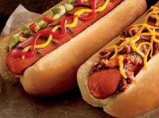Burger King 's new hotdog sandwiches, classic and