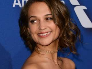 Alicia Vikander seems likely to win the 2016