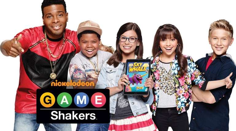 The cast of Nickelodeon's show