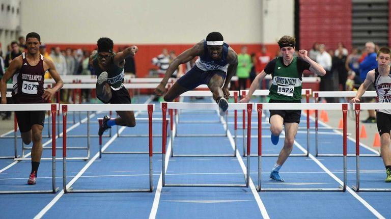 Huntington's Infinite Tucker clears the last hurdle in