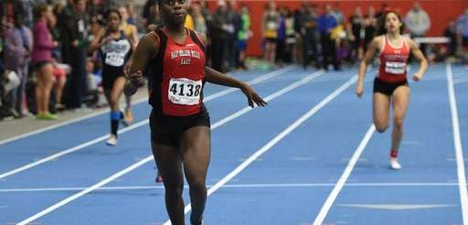 Half Hollow Hills East's Mary Chimezie wins