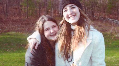 Kidsday reporter Ruby Shanker and her sister Marti