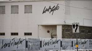 The Lord and Taylor on Northern Boulevard in
