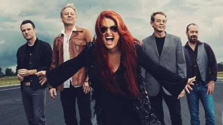Wynonna & The Big Noise's self-titled album is