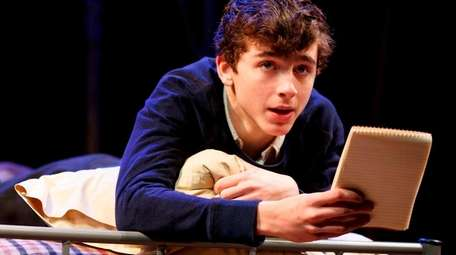 Timothée Chalamet plays a 15-year-old from the Bronx