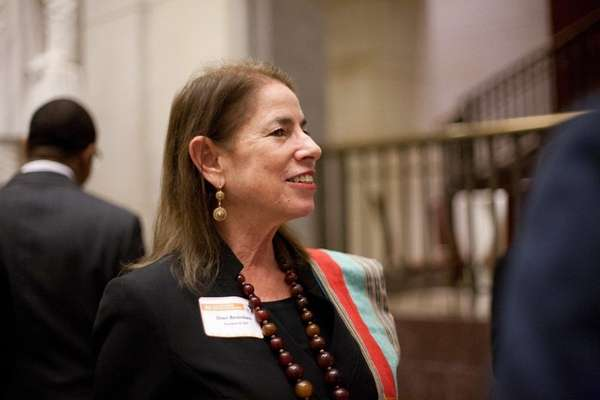 Shari Berenbach, a former official with the U.S.