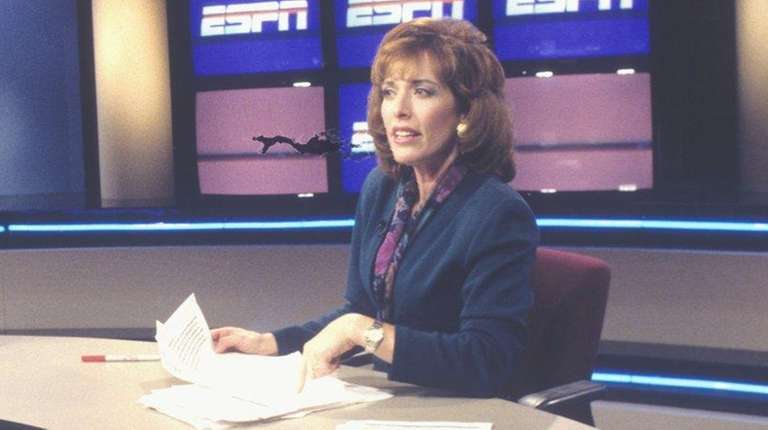 Linda Cohn to host a record 5,000th 'SportsCenter' on ESPN