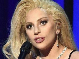 Lady Gaga, shown performing at the Producers
