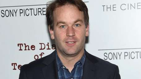 Comedian Mike Birbiglia is the star of Off-Broadway's