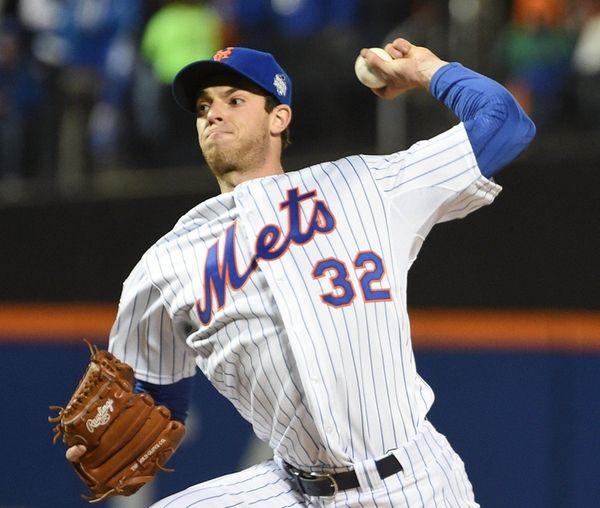 New York Mets starting pitcher Steven Matz