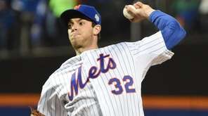 New York Mets starting pitcher Steven Matz